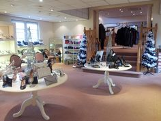 Inside our Whalley shop