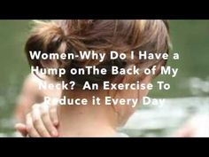 """Foam Roller Exercise Routine to Reduce """"The Hump"""" in The Back of your Neck - Helbred Shin Splint Exercises, Posture Exercises, Shin Splints, Sore Neck, Neck Pain, Neck Hump, Chakra, Foam Roller Exercises, Senior Fitness"""