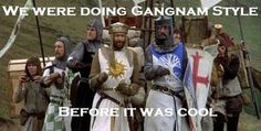 Monty Python and the Holy Grail - VERY TRUE!