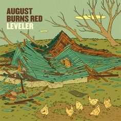 August Burns Red-Leveler #listen