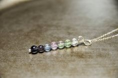 Rainbow Fluorite Protective Gemstones Protective by CrystalMinded