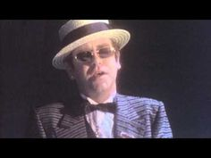 Elton John - I Guess That's Why They Call It The Blues (1983) I had a baby and a husband who was not ready to be a family man. He would hang out with his dad and drink. He was never ready to be married, so I moved back home.