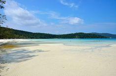 Koh Rong paradise island. #travel #cambodia