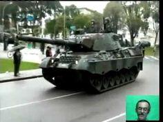 ACORDA BRASIL!!! Intervenção Militar virá COM ou SEM impeachment de Dilma! SELVA!
