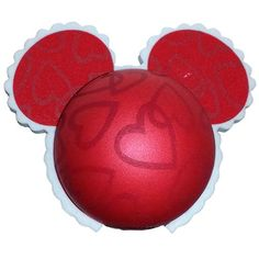 Your WDW Store - Disney Antenna Topper Ball - Valentine's Day Hearts
