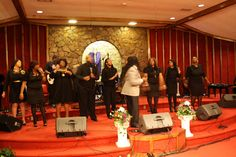 Vincent Tharpe & Kenosis performs at 2012 C.A.T.S.