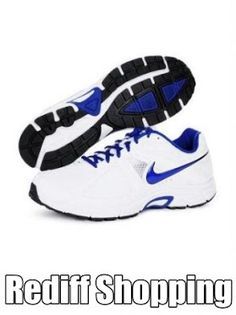 Buy Nike #Footwear online at best price in India from Rediff Shopping. Best  deals