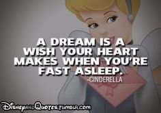 I hope not, because if so, my heart makes some pretty weird wishes...
