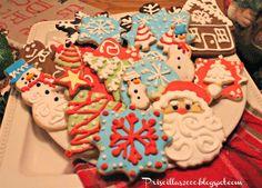 Priscillas: Christmas Cookies 2013