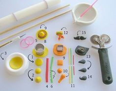 Neat helpful tips for fondant or chocolate