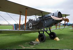 BRISTOL F-2B (D8096/D) (G-AEPH) British Royal Flying Corp (Replica) (Two Seat Biplane Fighter Reconnaissance)
