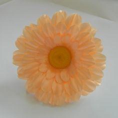 flori de matase tip gerbera in diferite culori