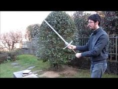 How to handle your longsword properly. By Federico Malagutti
