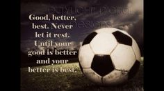 Soccer quote!