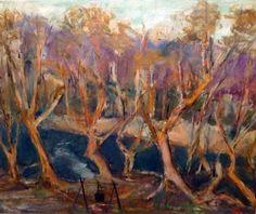 Billabong by Sidney Nolan
