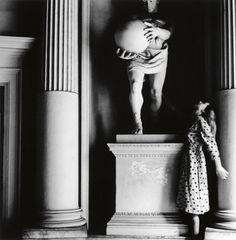 Francesca Woodman. ITALY. Rome. 1977