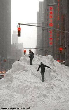 snow stoplight