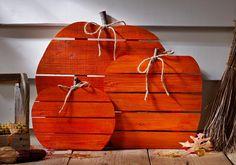 Craft Painting - Pumpkin Pallet Decor