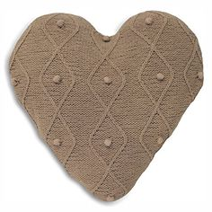 Paoletti Argyll 100% Cotton Bobble Hand Knitted Cushion Cover, Taupe, 55 x 55 Cm Paoletti http://www.amazon.co.uk/dp/B00CD304EE/ref=cm_sw_r_pi_dp_BkP8wb01VTYM5