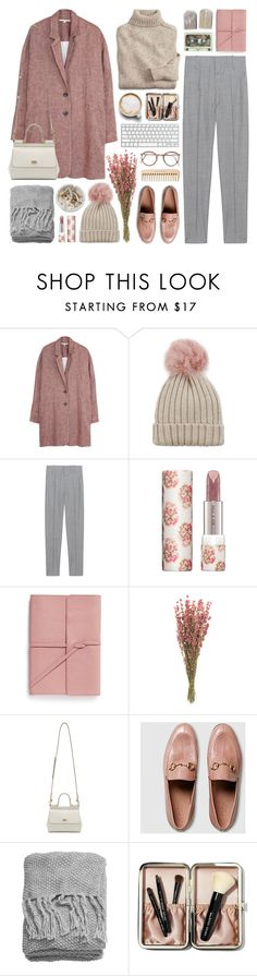 """160217"" by rosemarykate ❤ liked on Polyvore featuring Ash, Zenggi, Jocelyn, Étoile Isabel Marant, Paul & Joe, Bynd Artisan, Dolce&Gabbana, Gucci, The Body Shop and H&M"