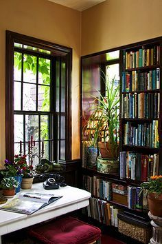how to build a book nook