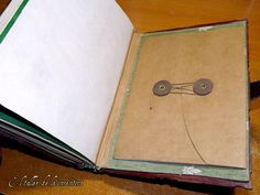 Como se hace libro artesanal