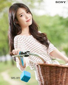 IU SONY Korean Star, Korean Girl, Asian Girl, Little Sisters, Little Girls, Iu Fashion, Talent Agency, Btob, Her Music