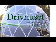 Drivhuset vårt The Dome. Det rolige livet utenfor storbyen, Matglede, Hageparsell og Kunstprosjekter. Det er så uendelig mye moro man kan holde på med, som hagen min hvor jeg dyrke...