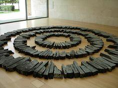 Richard Long - Midsummer Circles