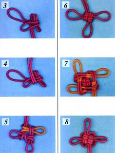 Tying Chinese Knots