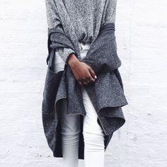 Grey and white classics. #minimal #monochrome