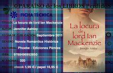 La locura de lord Ian Mackenzies (Mackenzies & McBrides 1) - Jennifer Ashley