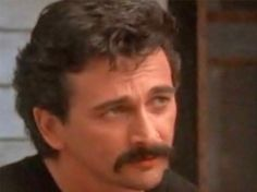 Aaron Tippin of country music-video still