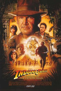 Indiana Jones and the Kingdom of the Crystal Skull - Steven Spielberg (2008)