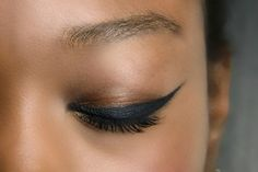 Winged Eyeliner Tips For the Perfect Swoop Every Time
