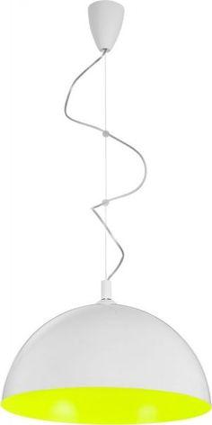 Sklep z lampami - HEMISPHERE white - yellow fluo L 5712 Nowodvorski Lighting