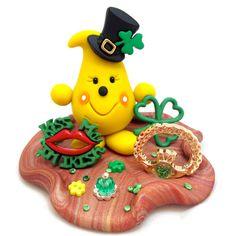 St Patrick's Day Irish Parker StoryBook Scene by KatersAcres