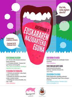 Euskararen eguna 2012 / Dia del euskera 2012 / day of the euskera 2012