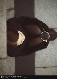 black coffee by Monika Penkuku