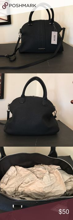 🆕Kenneth Cole Satchel New. Kenneth Cole black Annabelle Satchel. Kenneth Cole Reaction Bags Satchels