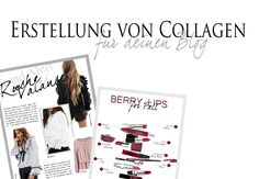 Tipps zur Erstellung von Collagen   Themenwoche Bloggen