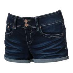 Hydraulic+Lola+Denim+Shorts+-+Juniors