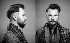 creative hair salon studio portrait photography Southampton