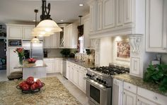 On pinterest cabinet refacing cherry cabinets and kitchen designs