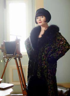 Essie Davis as Phryne Fisher in 'Miss Fisher's Murder Mysteries'