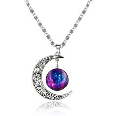 Silver Sun Moon Pendant Necklace ($2.99) ❤ liked on Polyvore featuring jewelry, necklaces, silver jewelry, silver jewellery, silver necklace, pendant necklace and silver pendant necklace