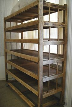 Shoe rack......if only I knew a carpenter..