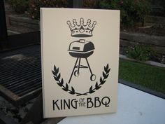 """King of the BBQ"""