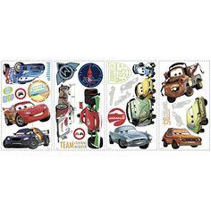 RoomMates Disney Cars 2 Wall Stickers: Amazon.co.uk: DIY & Tools