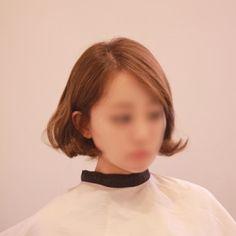 오늘 준비한 포스팅은 얼굴 똥그란 분들에게 좋을 소식입니다 ㅎㅎ 바로 앞머리 없는 단발머리 c컬펌 입니...